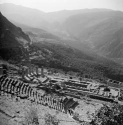 Delfoi | Sisyfoksen tilityksiä