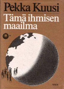 Tama ihmisen maailma KANSI | Sisyfoksen tilityksiä