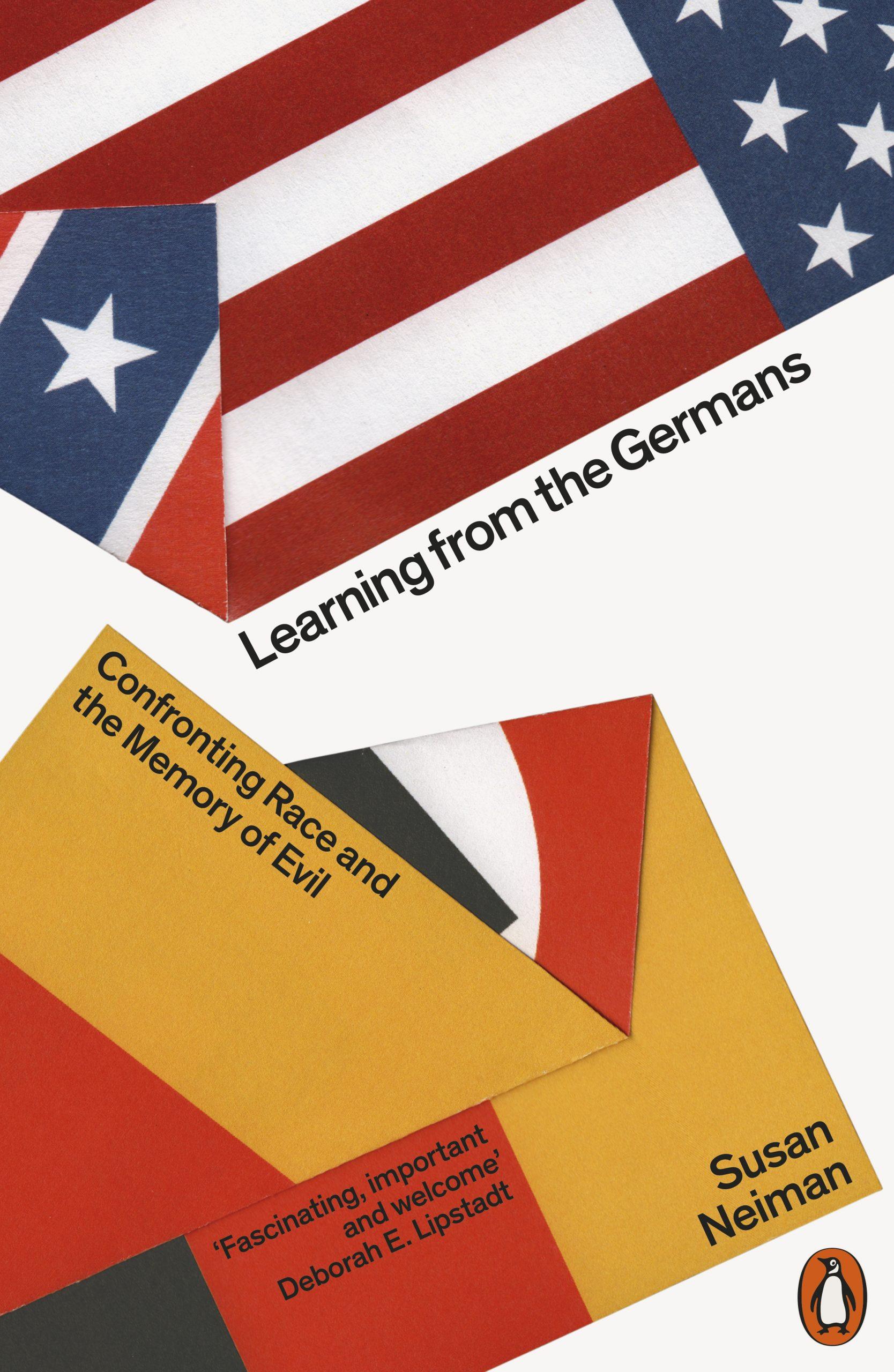 Learning from the Germans book cover scaled   Sisyfoksen tilityksiä